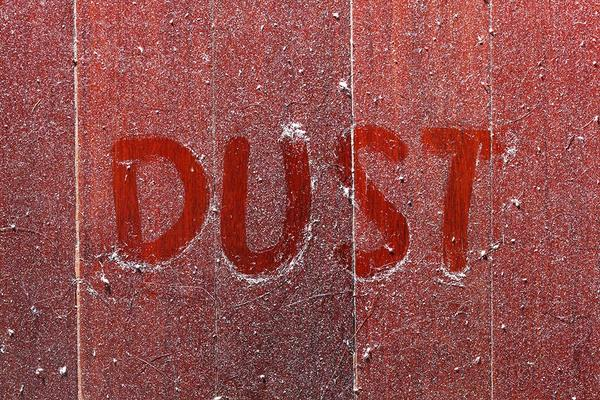 Dust Holding Capacity